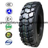 Big Block Pattern Truck Tyre with EU-Label (1200R20 18PR)