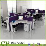 Fashion Design 4 Seats Fabric Office Workstation (CD60-002)