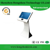 15inch Slim Floor Standing Touch Screen Kiosk with Credit Card