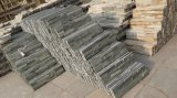 Grey Green Slate Stack Stone for Wall (SSS-55)
