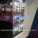 Acrylic Photot Frame with Ceiling Hanging Crystal LED Light Box