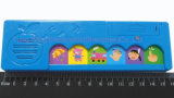Pink 6 Sound Apple Module for Animal Sound Book, Indoor Learning Book, Intellectual & Educational Toys