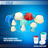 Making Silicone Printing Pads/Tampo Printing Silicon