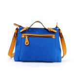 High Quality Casual & Fashion Woman Nylon Tote Handbag (70602)