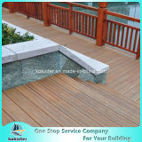 Bamboo Decking Outdoor Strand Woven Heavy Bamboo Flooring Villa Room 58