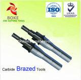 CNC Carbide Brazed End Mills Tool