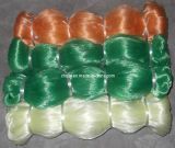 Superior Quality Cloroful Multifilament Fishing Net for Africa Market on Hot Sale