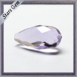 Light Violet Fancy Shape Synthetic CZ Gemstone