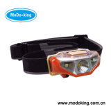 Outdoor Lightweight CREE LED Headlamp with AA Battery (MT-301)