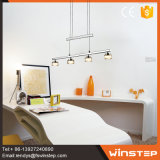 Ndividuality Warm Cosy 3000k Iron & Acrylic Wire Drawing & Oxidating Pendant Light