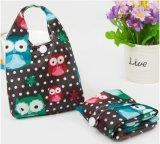 Wholesale Foldable Polyester T-Shirt Bag Shopping Bag, Foldable Shopping Bag