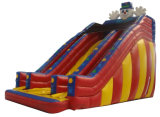 Clown Standard Slide Bouncy Slide Inflatable Slide