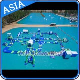 Strongest PVC Outdoor Park for Water Games, Inflatable Water Park, Used Water Park Equipment for Sale
