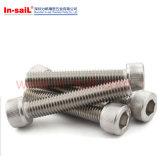 Stainless Steel Socket Cap Screw/Allen Head Bolt