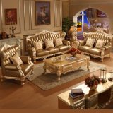 Living Room Sofa Set with Cabinets for Home Furniture (508A)