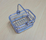Little Size Metal Hand Holding Basket