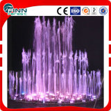 Fenlin Promotion Price Colorful LED Light Spouting Spring Garden Fountain