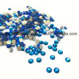 2088 Wholesale Glass 5A Quality Flat Back Non Hotfix Crystal Rhinestone (E-058 ss20capri blue ab)
