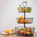 3 Tiers Large Volume Iron Fruit Basket