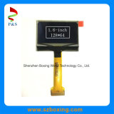 1.6-Inch White 128 (RGB) X 64p OLED Display, Passive Matrix