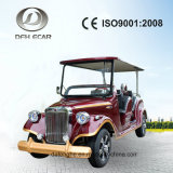 6 Seats ISO Factory Price Electric Sightseeing Cart Vintage Car