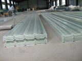 GRP Strong Impact Resistance Heat Resistant Translucent FRP Roofing Sheet