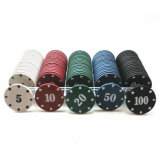 Poker Chips Set Club Party Product Jetton Chip