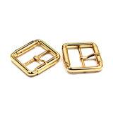 Hot Sale Metal Zinc Alloy Center Bar Buckle Pin Belt Buckle for Garment Shoes Handbags (YK1364)