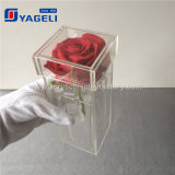 Waterproof Custom Color Acrylic Flower Case