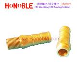 Brass CNC Turning Threaded Sleeve