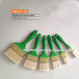 F-20 Painted Wooden Handle Paint Brush