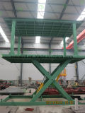 Hydraulic Car Rising Platform Car Lift with Double Deck
