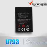 Mobile Phone Battery for Zte U793 Li3711t42p3h644440