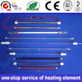 High Temperature Quartz Radiant Tubes Heating Element