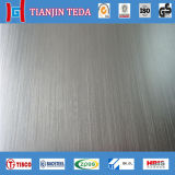 304 Hairline/Hl Brushed Finish Stainless Steel Sheet