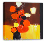 Abstract Oil Painting - New Design (07YG-00134)
