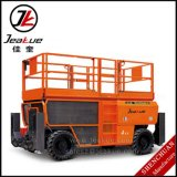 Cross-Country Scissor Lift Aerial Work Platform for Sale