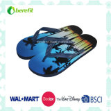 Rubber Sole and Rubber Straps, Men′s Slippers