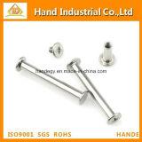 Zinc Plated Fastener Binding Post Screw