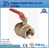 Made in Valogin Top Quality Bottom Price Ce Brass Ball Valve