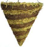 Green Moss & Brushwood Hanging Basket