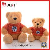 Plush Teddy Bear Toys with T-Shirt