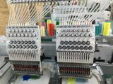 2 Head 15 Needles High Speed Embroidery Machine with Big Screen