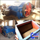 High Capacity and Efficiency Double Roller Crusher