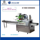 Chocolate Cake Bread 304 Stainless Steel Packing Machine, Horizontal Pillow Small Food Packaging Machine with Price