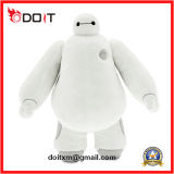 White Big Hero Robot Baymax Stuffed Plush Toy