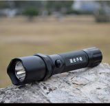 Rechargeable LED Swat Flashlight Torch