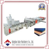 PP Rain Shield Hollow Grid Board Production Line