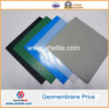0.2mm to 2.5mm Thickness LDPE LLDPE PVC EVA HDPE Geomembranes
