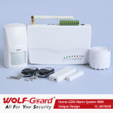 GSM Auto-Dial Alarm System With Intercom and Home Appliance Control (YL-007M3B)